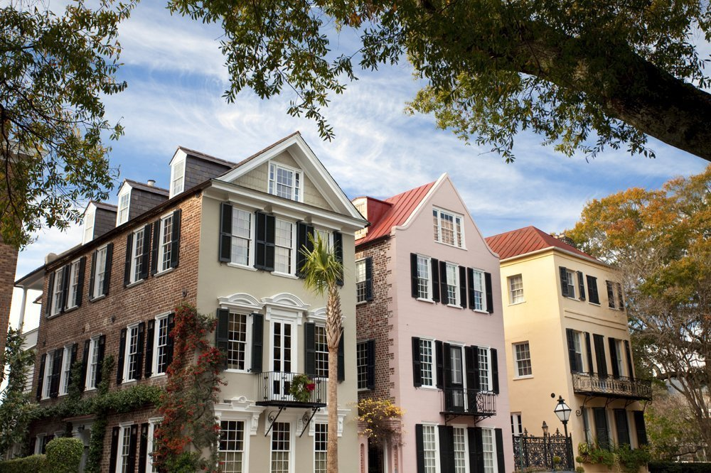 Historic Charleston Homes